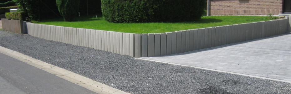 Concept build entreprise g n rale de construction for Allee de garage en beton